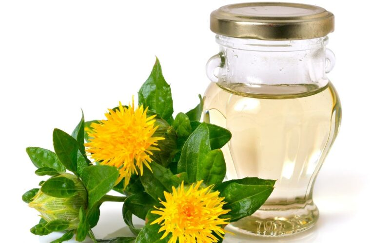 Why You Should Be Using Safflower Oil In Your Skincare Routine