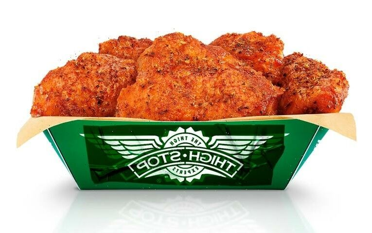 """Wingstop Introduces """"Thighstop"""" Concept Due to Chicken Wing Shortage"""