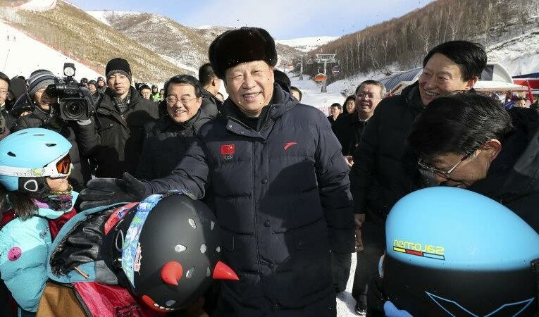 Winter Olympics a new excuse for Beijing's crackdown on everything