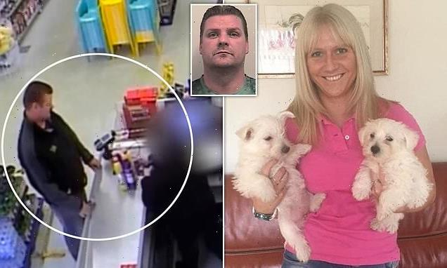 'Selfish monster' prison officer, 42, who murdered friend jailed