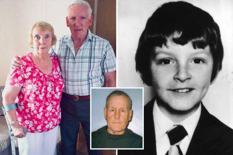 'I believe my son, 15, was murdered by killer paedo Brian Field – and I was failed by police who sent me to a medium'