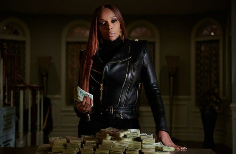 'Power Book II: Ghost': Mary J. Blige Explains Why Monet Tejada Is so Intriguing