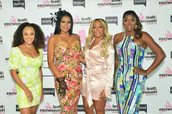 'RHOP': Mia Thornton Confirms She Was Once a Stripper