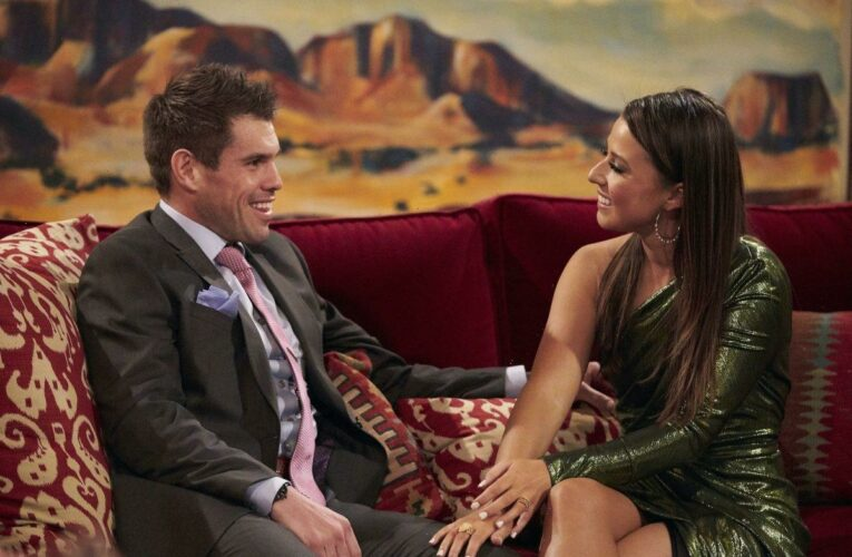 'The Bachelorette': Katie Thurston Defends Hunter Montgomery and His Tourette's Syndrome Diagnosis