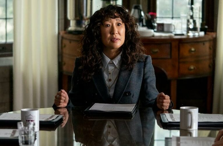 'The Chair' Trailer: Sandra Oh Faces a 'Serious Reputational Matter' in Netflix Series From 'Game of Thrones' Showrunners (Video)