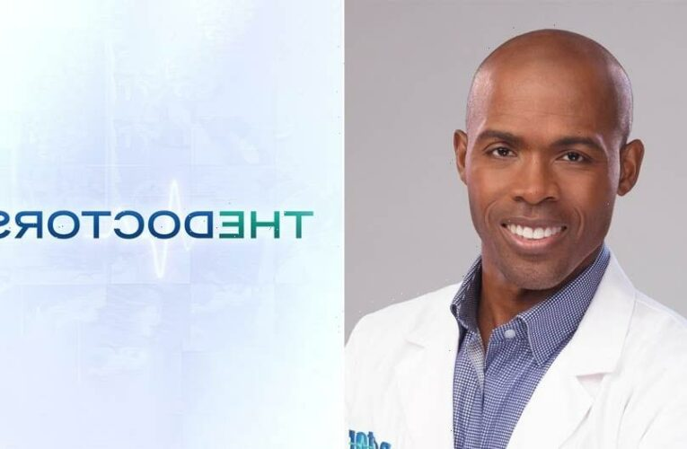 'The Doctors' Host Ian Smith Accuses ViacomCBS of Racial Discrimination, Wrongful Termination (Exclusive)