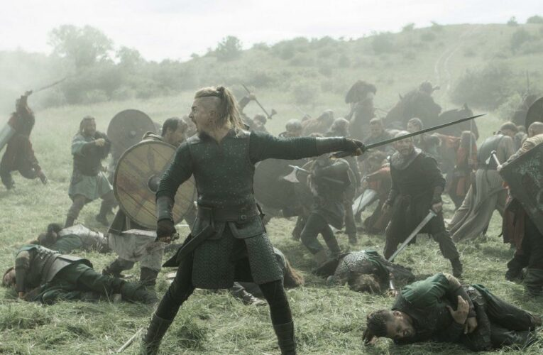 'The Last Kingdom': Get an Official Look at Lord Aethelhelm in Season 5