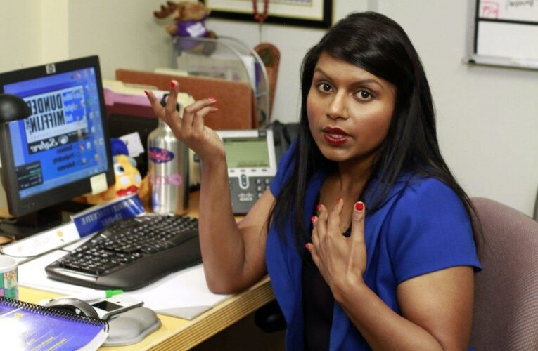 'The Office': Mindy Kaling Tried to Write 'Drab, Unfunny' Lines for Kelly