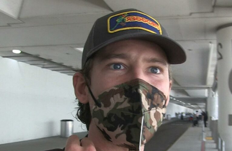 'Top Gun: Maverick' Star Lewis Pullman Admits He Puked While Filming Flight Scenes