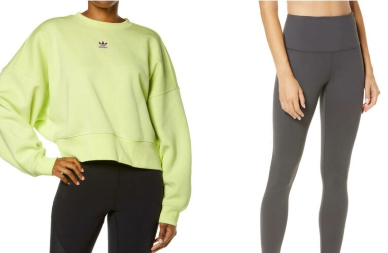 25 Activewear Deals You Don't Want to Miss in the Nordstrom Anniversary Sale