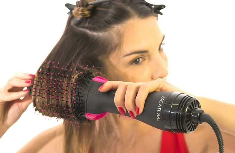 8 Best Hair-Drying Brushes 2021   The Sun UK