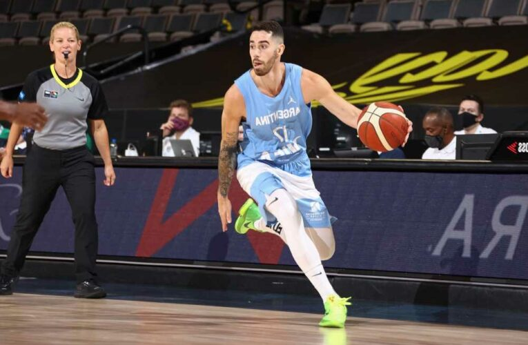 'Knicks fans will be happy' with Argentina's Luca Vildoza