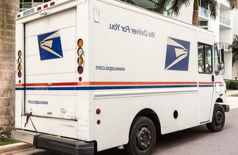 Alabama postal worker shot while on mail delivery route