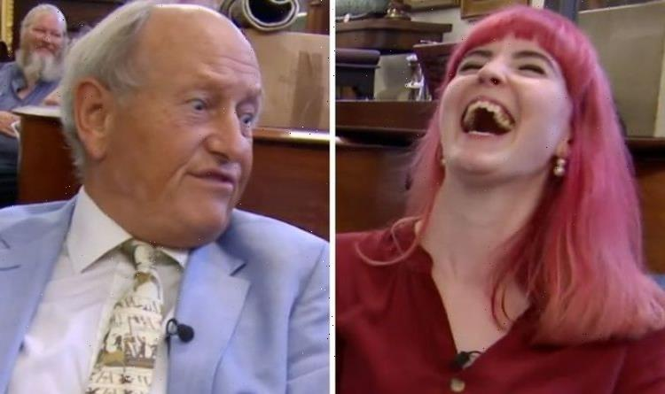 Antiques Road Trip expert outraged over co-star's 'hippo' insult 'How dare you!'