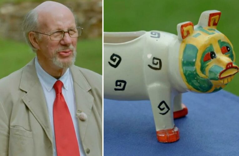 Antiques Roadshow guest gobsmacked to learn treasured object isn't what it seems – and it's worth a lot
