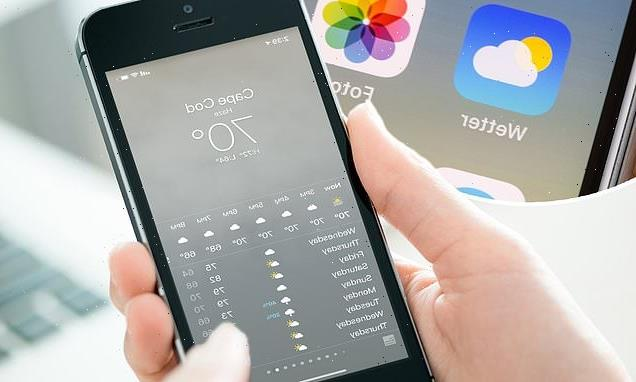 Apple's weather app refuses to say it's 69 degrees outside