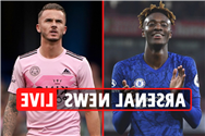 Arsenal transfer news LIVE: Gunners to land Tammy Abraham on loan, Nelson for Maddison SWAP deal, Locatelli Juve battle