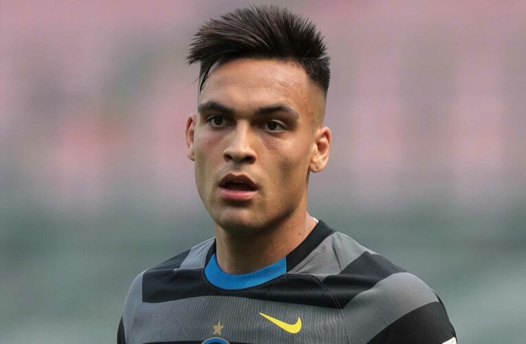 Arsenal transfer target Lautaro Martinez would 'only quit Inter Milan for Barcelona, Real Madrid or Atletico Madrid'