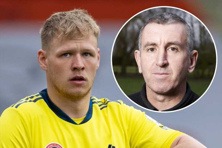 Arsenal urged to AVOID making transfer tilt for Aaron Ramsdale as legend Nigel Winterburn 'has doubts' over keeper