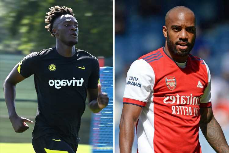 Arsenal want to offload Alexandre Lacazette in £15m transfer and push ahead with move for Chelsea's Tammy Abraham