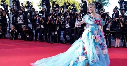 Ball Gowns Galore! And Other Cannes Film Festival Fashion Statements