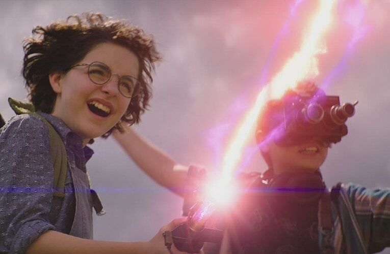 Bill Murray Returns, Sort of, in New 'Ghostbusters: Afterlife' Trailer (Video)