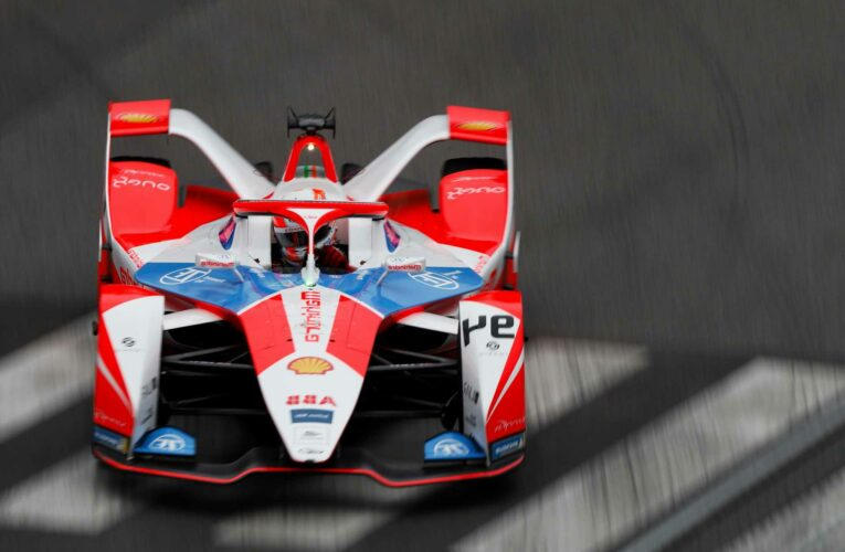 Brit Alex Lynn clinches his first Formula E win in London after a dramatic race