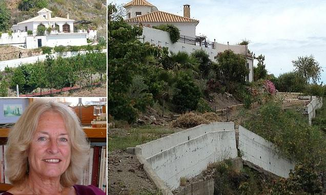 British woman, 75, loses her dream Spanish after battle over a wall