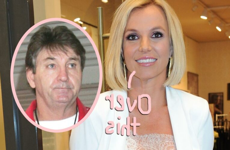 Britney Spears' Conservators Fighting? Jamie Objects To Jodi Montgomery's Request For 24/7 Security!
