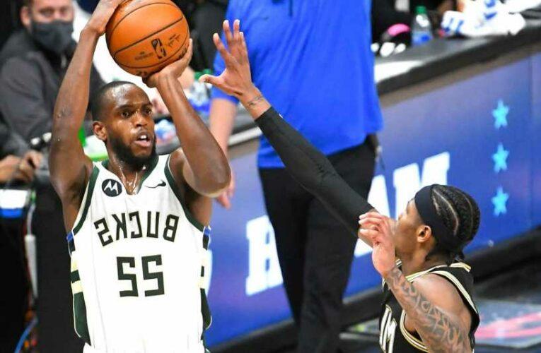 Bucks clip Hawks to reach NBA Finals despite no Giannis Antetokounmpo