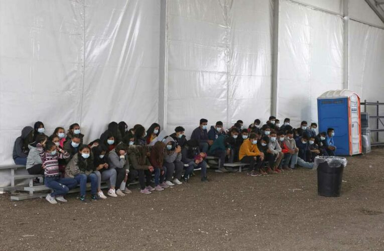 COVID cases reportedly surging in illegal immigrant detention centers