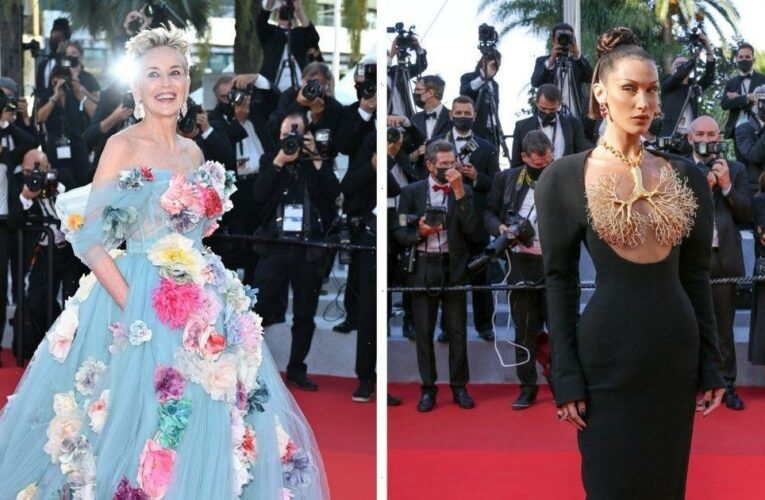 Cannes Film Festival 2021: Best dressed stars from Bella Hadid to Sharon Stone