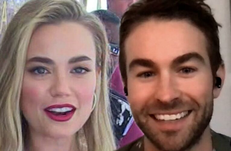 Chace Crawford Not Back with Ex, Rebecca Rittenhouse, Despite Vacay Pics
