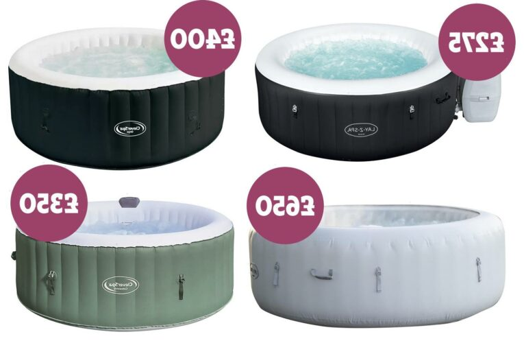 Cheapest hot tub deals including Morrisons and Argos – where to buy