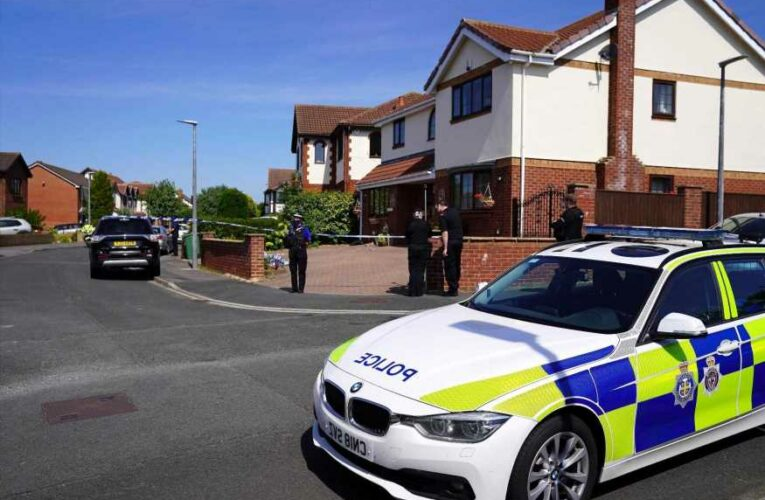 Child dies after 'being accidentally run over by woman as she reversed off driveway' in quiet cul-de-sac