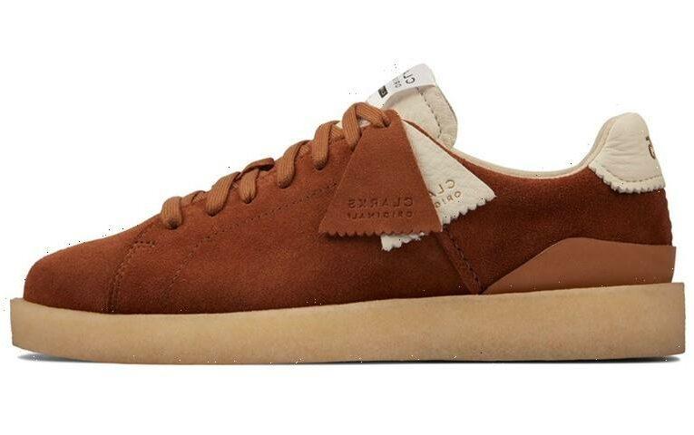 Clarks Originals Drops Its Tor Match Tennis-Inspired Sneakers