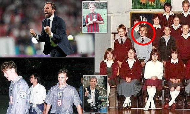 Classmate recalls Gareth Southgate as a kind boy who always wore a tie