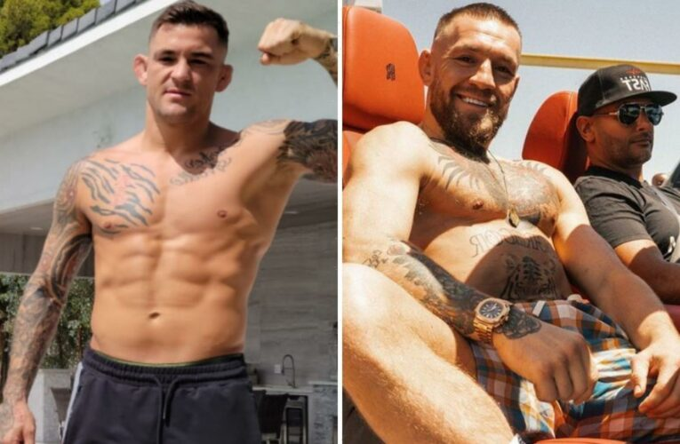 Conor McGregor vs Dustin Poirier 3 fight card and timings: Main card, prelims, early prelims for UFC 264 this weekend