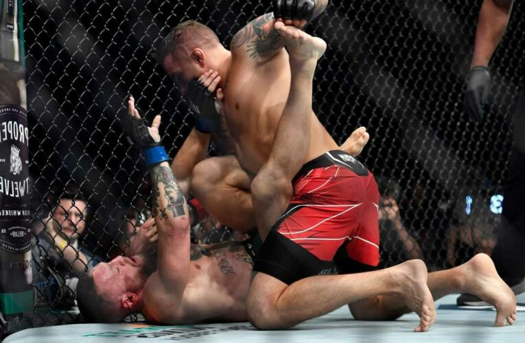 Conor McGregor warned against Dustin Poirier rematch after taking 'a beating' and being left 'broken' in trilogy fight