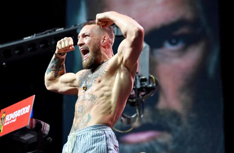 Conor McGregor's aura was 'gone' after first dramatic UFC loss to Dustin Poirier, says Diamond's cornerman