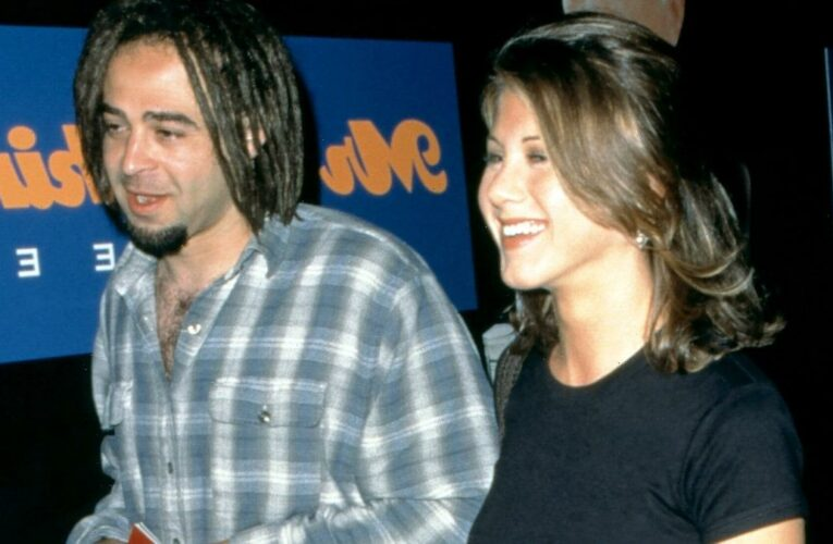 Counting Crows' Adam Duritz Says He Had 'No Idea' Who Jennifer Aniston Was Before They Dated