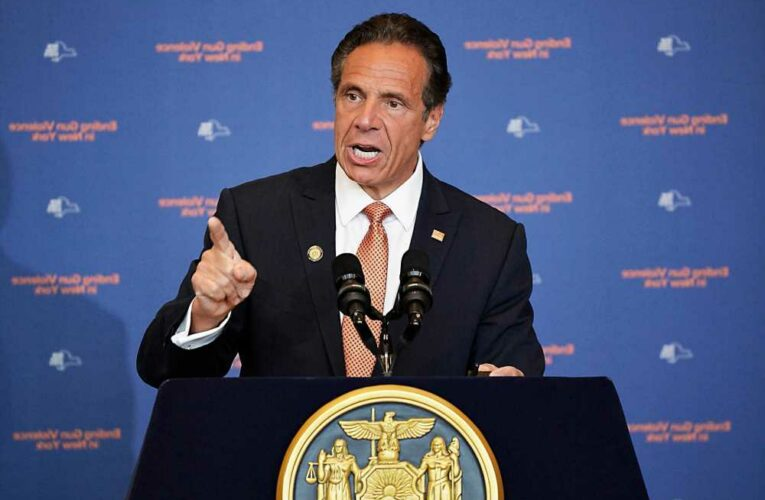 Cuomo unveils 7-point plan to combat 'disaster emergency' of gun violence