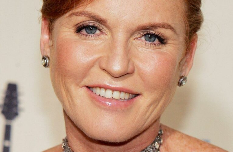 Did Sarah Ferguson Just Show Her Support For Meghan And Harry?