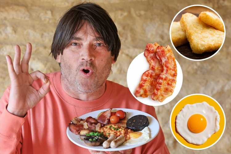 Ditch avocado – only a chipolata can satisfy you in the morning