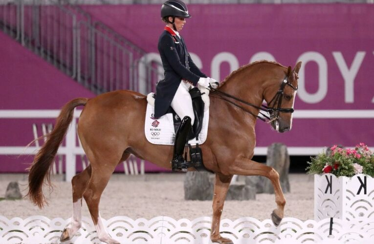 Dressage times at Tokyo Olympics 2021: Team final schedule, TV channel and more
