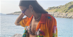 Dua Lipa's Six-Pack Abs Look So Strong Wearing A Little String Bikini In New Instagram Photos