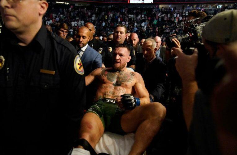 Dustin Poirier tells Conor McGregor he got what he deserved in UFC 264 defeat