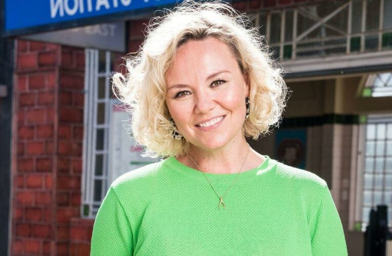 EastEnders Charlie Brooks says theres no better job as she talks soap return