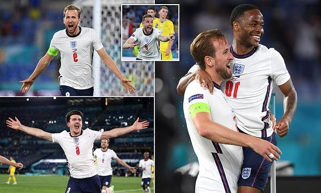 England stand just one game away from the European Championship final