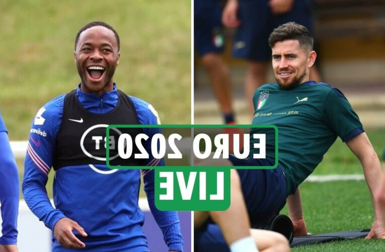 Euro 2020 LIVE: England prepare for Denmark semi-final, Italy vs Spain build-up as Spinazzola ruled out – latest updates